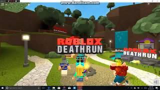 Roblox: Roblox Deathrun - Let's Dodge Obstacles!
