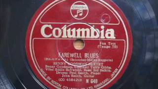 Benny Goodman Sextet - FAREWELL BLUES