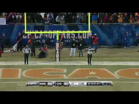 Jay Cutler Highlights in Week 16 vs Vikings.
