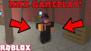 GETTING KILLED BY TEAMERS? (ROBLOX MURDER MYSTERY X GAMEPLAY)