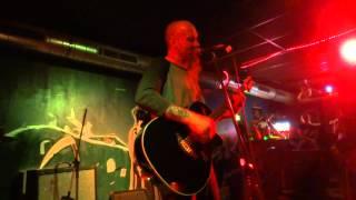 Nick Oliveri - Outlaw Scumfuc, live @ Panic Room, Essen 11.07.2015
