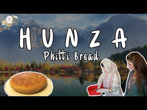 Episode23:Pakistan on a Plate: Phitti bread from Hunza