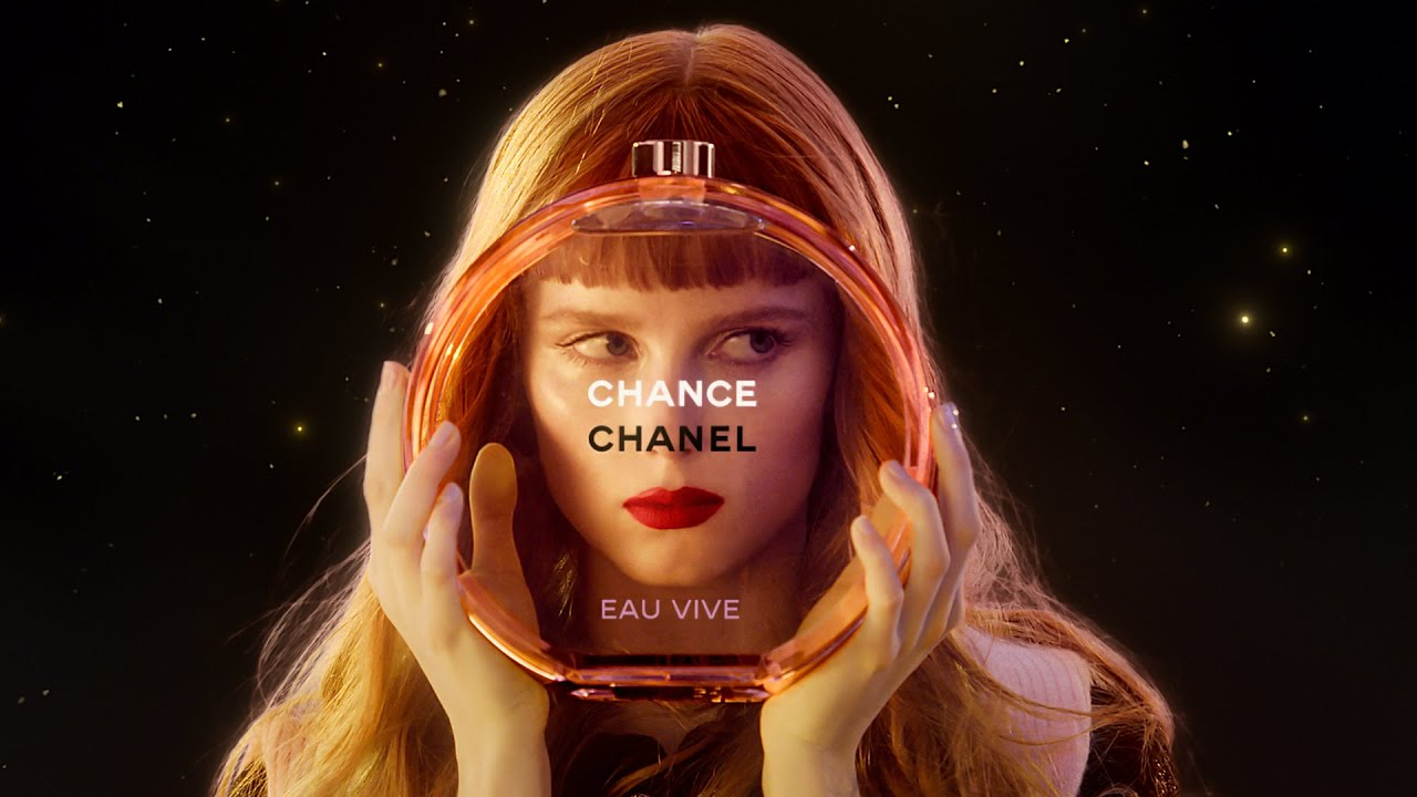 Populaire CHANCE EAU VIVE: The Film - CHANEL - YouTube LX73