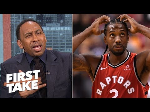 What will it take for Kawhi Leonard and the Raptors to prove themselves? | First Take