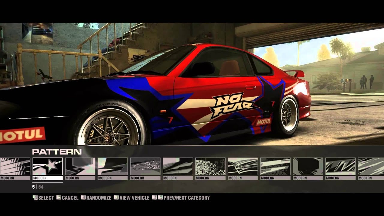 Grid 2 Customize Your Car