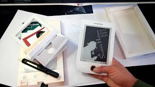 Обзор PocketBook Basic 3 614W ридер - электронная книга unboxing and review
