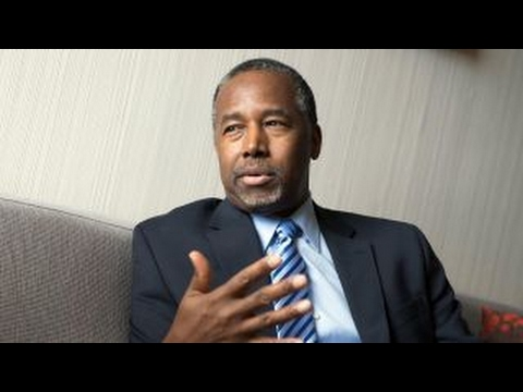 Ben Carson: Owning a home is not a Republican or Democrat issue
