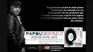 """Papou le Toubab """"Résiste""""-Joe Keyz Riddim"""