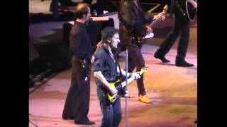 Bruce Springsteen - COUNTIN' ON A MIRACLE  2002 - live