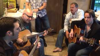 (993) Sister Hazel & Zachary Scot Johnson Change Your Mind thesongadayproject Live Acoustic Fortress