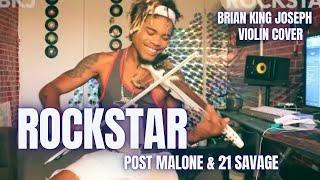 Electric Violinist Brian King Joseph KILLS 'ROCKSTAR' by Post Malone & 21 Savage