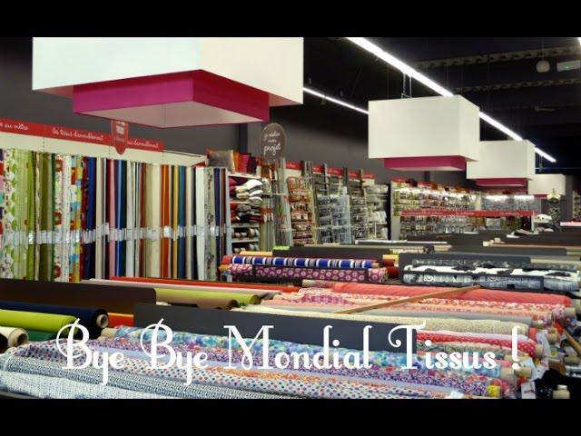 ouverture fermeture magasin mondial
