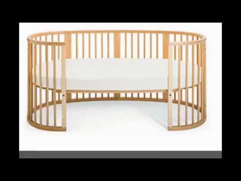 Детская кроватка круглая трансформер своими руками