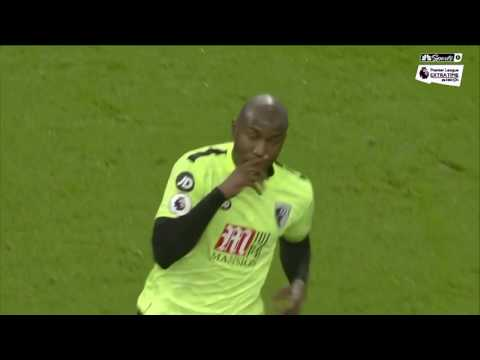 Burnley holds on to beat Bournemouth 3-2