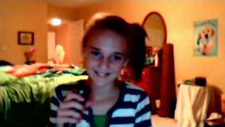me a 10 year old girl singing if i die young for my friend catherine she loves this song