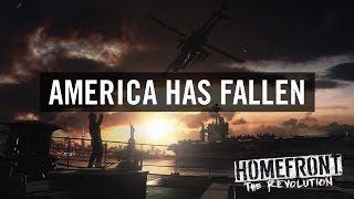 homefront the revolution america has fallen trailer official nor
