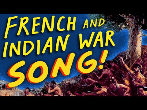 """French and Indian War Song (""""Best Song Ever"""") - by Ben Leddy"""