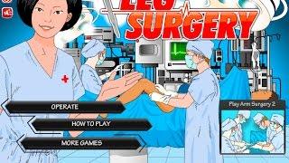 Doctorul Rancaciovean - Leg Surgery
