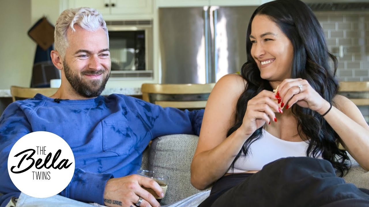 Do Nikki and Artem LOOK like a Mom and a Dad?   Bella Coffee Talk