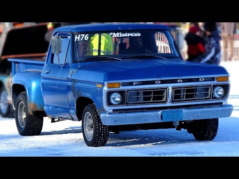 Merrill Ice Drags (2018)