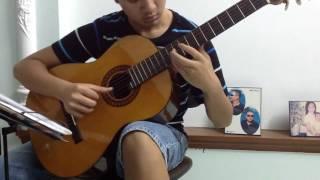 Em còn nhớ hay em đã quên guitar