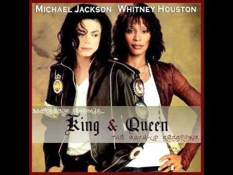 Michael Jackson & Whitney Houston - Hold My Love (feat. Akon) (AudioSavage Mashup)