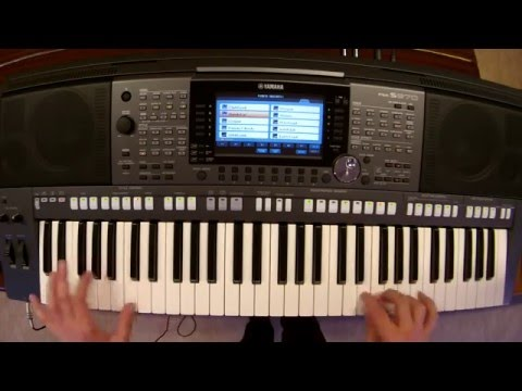 Alan Walker - Faded - piano keyboard synth cover by LIVE DJ FLO