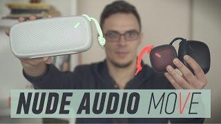 NudeAudio Portable: обзор портативной акустики