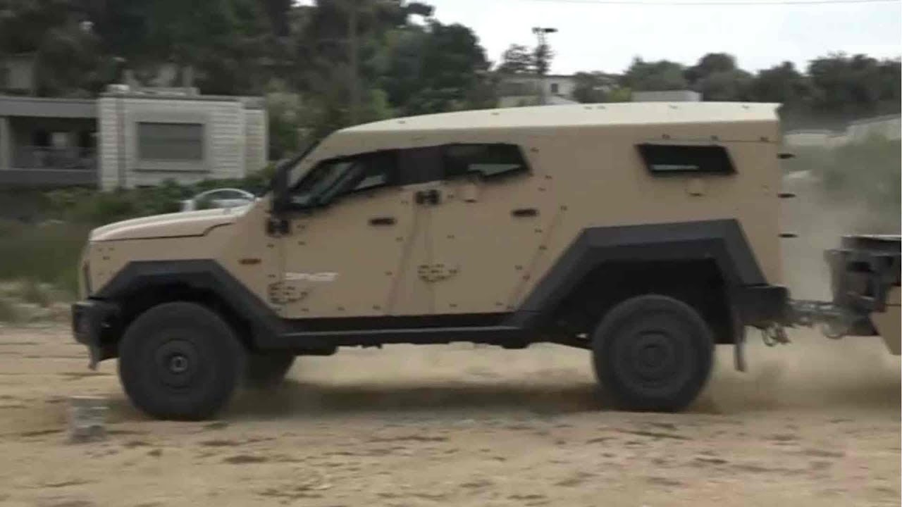 מהיר ומנצח מכשולים: הקיבוץ שמייצר כלי הרכב צבאי יוצא דופן