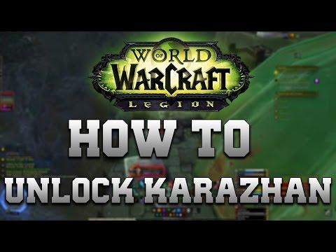 Pre-Quest Karazhan Guide -- How To Unlock
