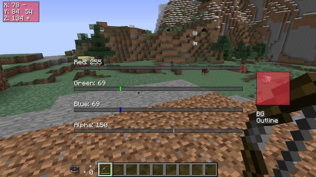 9.9.9] UHC/PvP Essentials Mod - Minecraft Mods - Mapping and