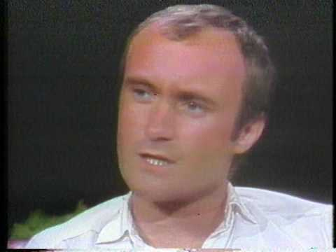 Phil Collins Tom Synder interview, 1980