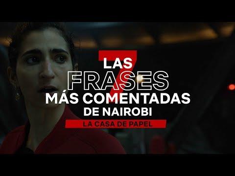 Mejores frases de Nairobi | La Casa de Papel | Netflix