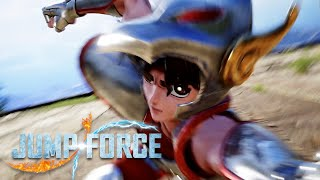 Jump Force - Saint Seiya Character Reveal Trailer