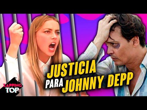 Todo sobre el CASO de JOHNNY DEPP y AMBER HEARD ¿Quién es la victima? 💔