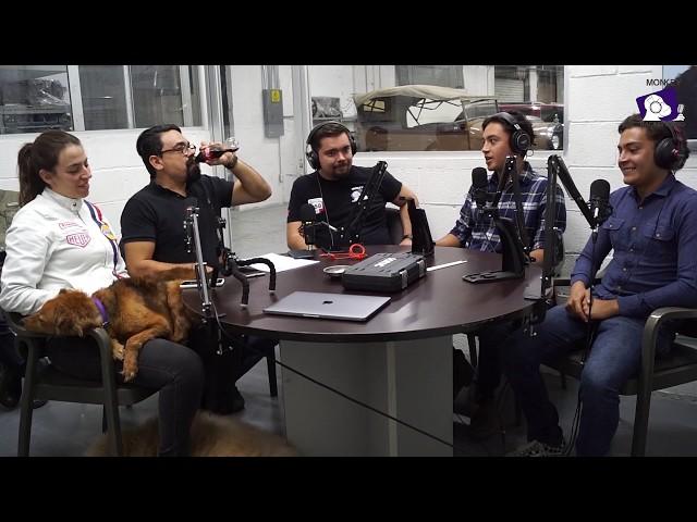 MONKEY RACING RADIO #012 - ESPECIAL DE HERMANOS COMO PILOTO Y NAVEGANTE, CON LOS HERMANOS SEGURA