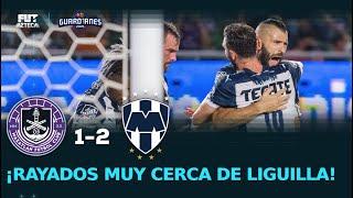 Mazatlán 1-2 Rayados | Resumen y goles | Guard1anes 2020