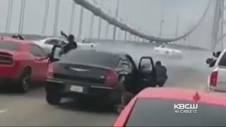 Man Arrested By CHP After Reckless Bay Bridge Sideshow