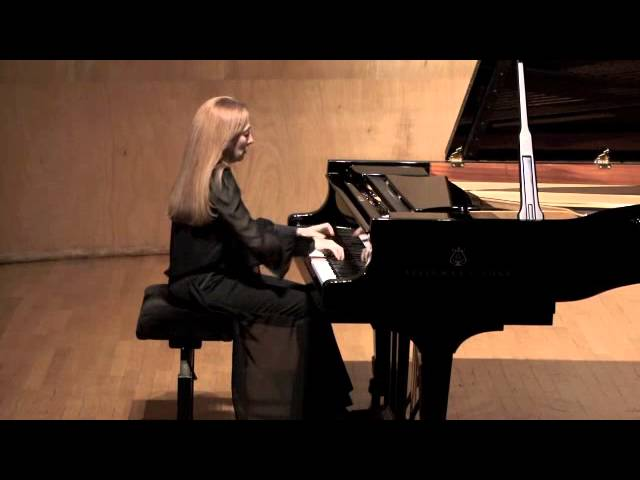 F. Liszt, Tarantella - Veronique Bonnecaze