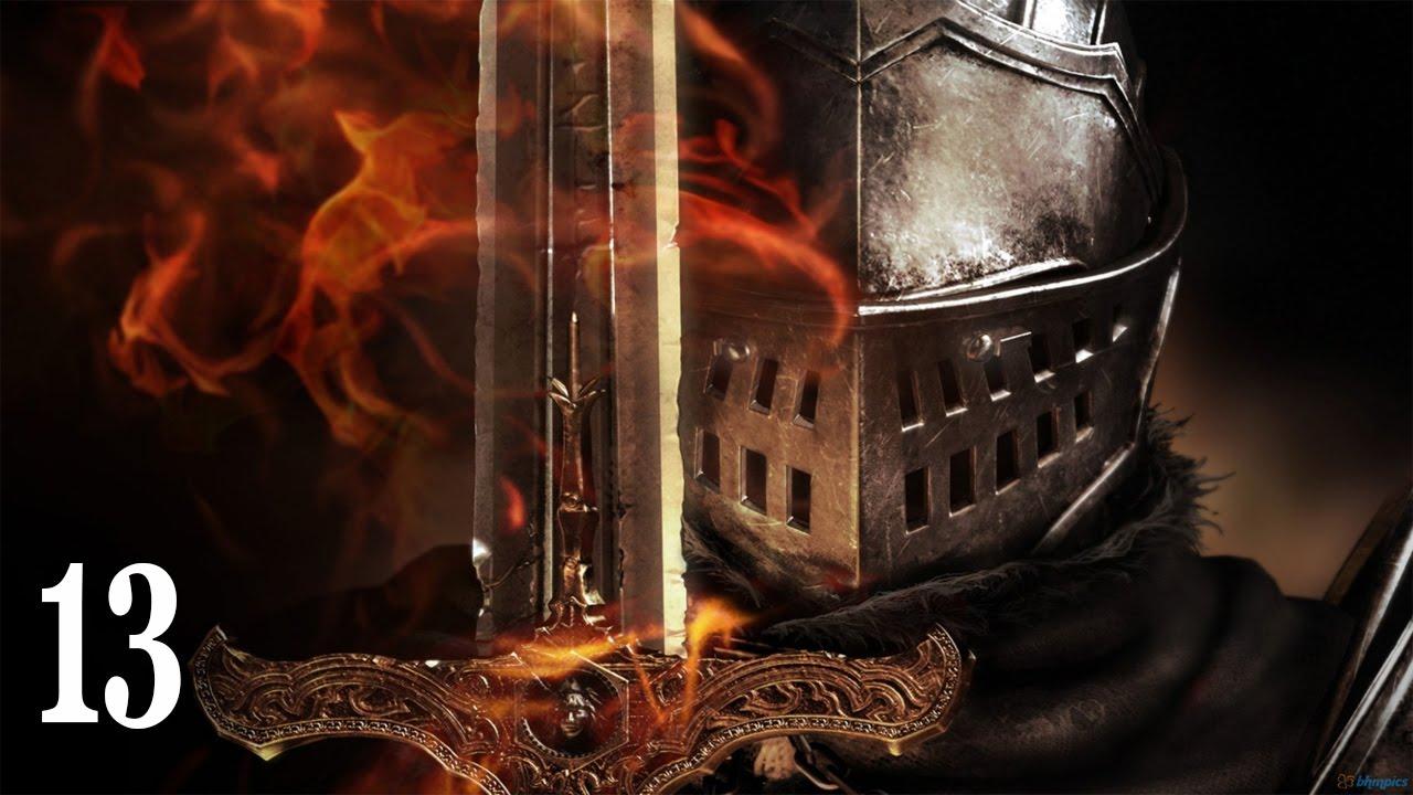 Dark Souls: Prepare to Die Edition Walkthrough Part 13 Darkroot ...
