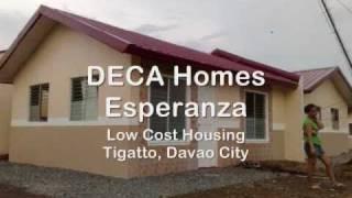 DECA Homes Esperanza - Deca Homes Davao Subdivision