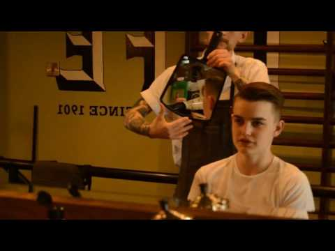 Hair Products   Barbers Industry   Rob Flynn of Sam's Barbers Dublin   Barbers & Groomers