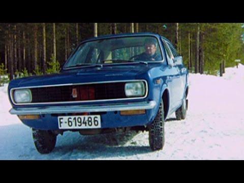 Vinterkjøring, 1972