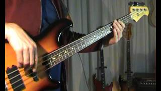 Rod Stewart - Young Turks - Bass Cover