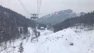 Trip by cableway to Kasprowy Wierch 1987m - Zakopane
