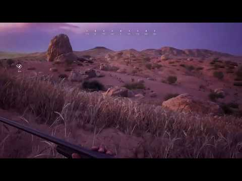 Highlights of my First Hunt in the Chihuahuan Desert! - Hunting Simulator 2 |