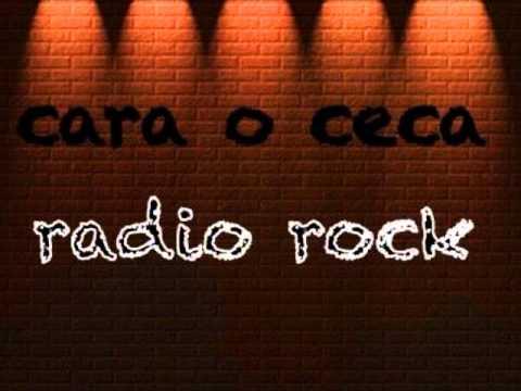 CARA O CECA RADIO ROCK MONTEVIDEO URUGUAY