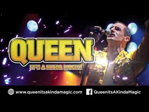 Book Now  Queen: It's A Kinda Magic At Emperors Palace