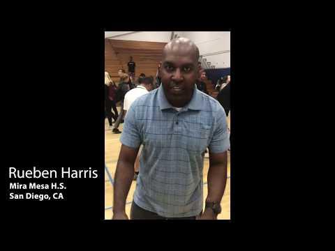 Rueben Harris Mira Mesa High School San Diego, CA