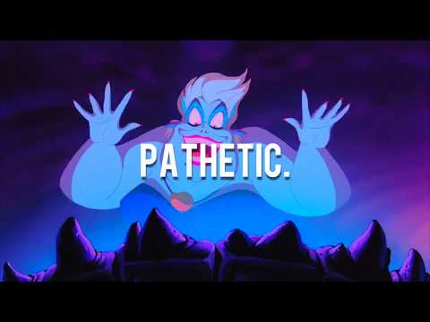 POOR UNFORTUNATE SOULS - Song and Lyrics - The Little Mermaid